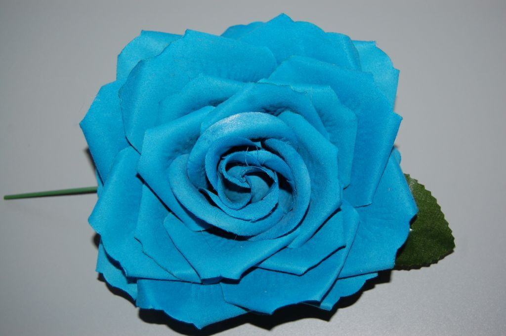 Flor Andaluz turquoise dark