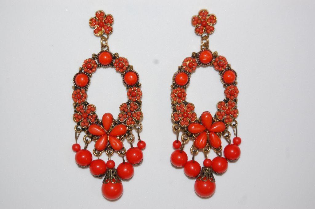 Outstanding flamenco amor Orange