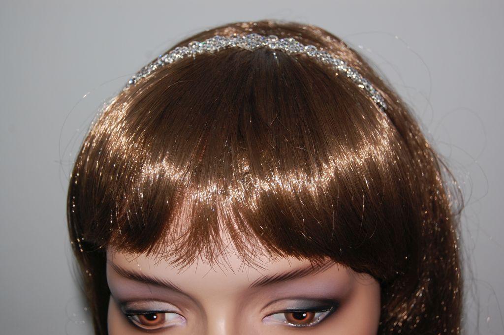 Headband thousand shiny diamonds