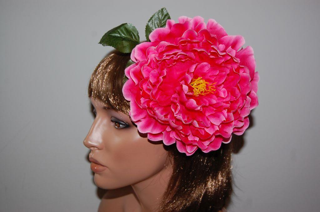 Great flower Fuchsia Dalia
