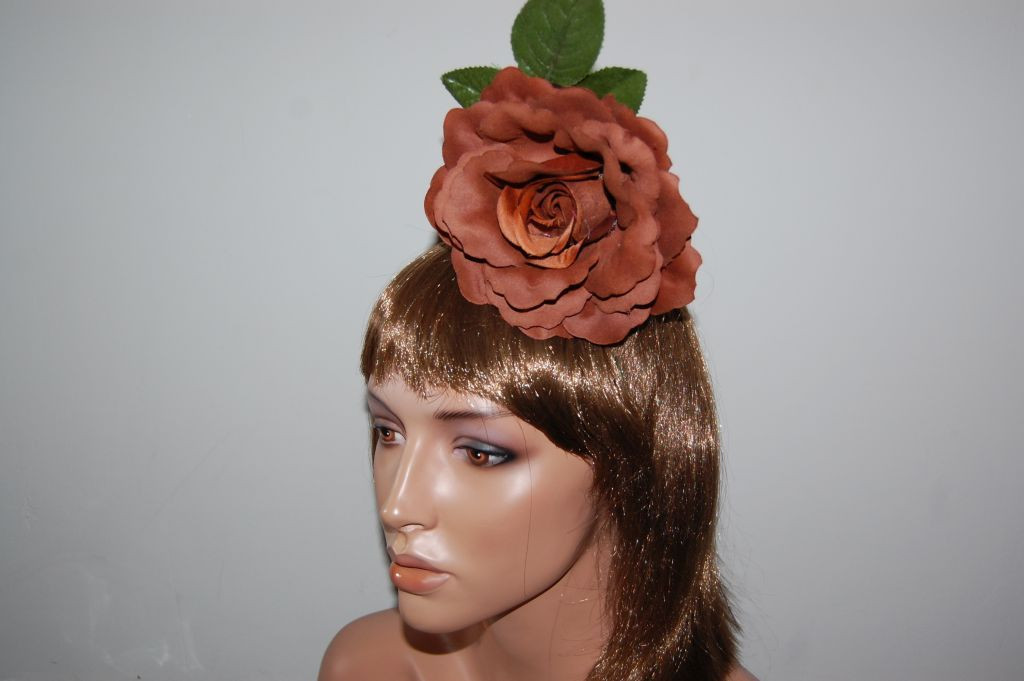 Flor Rosal Brown