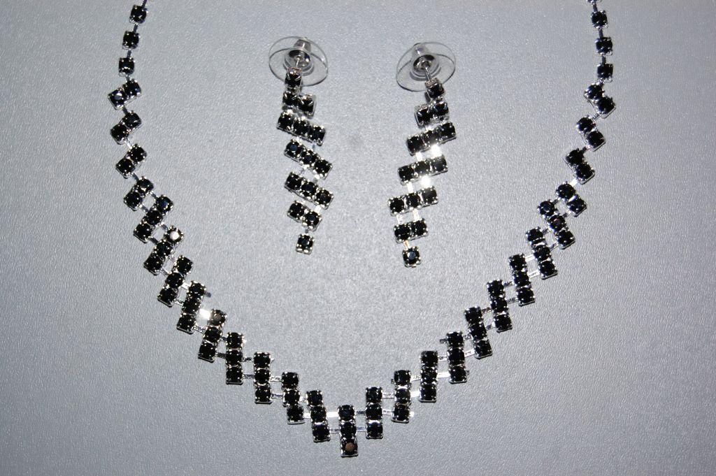 Empress set black gloss