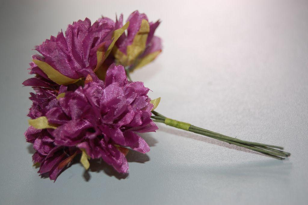 Crimson Carnation bouquets