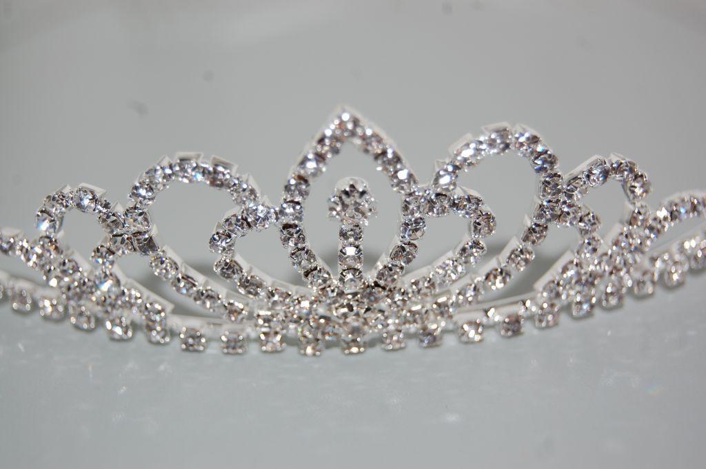 Tiara Princess Leonor glitters