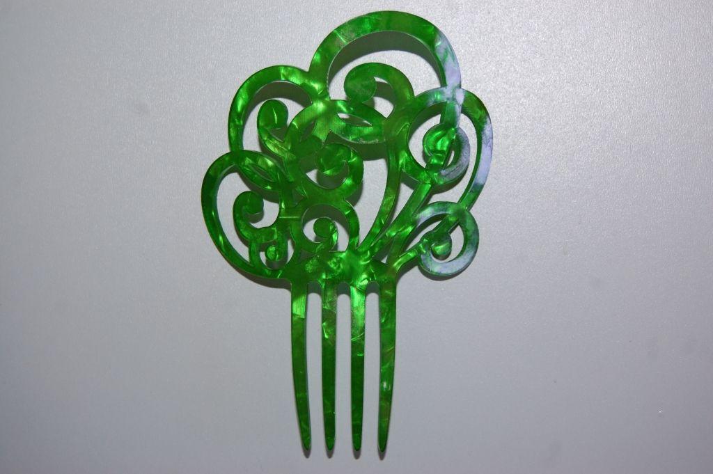 Peina nácar verde Sevilla