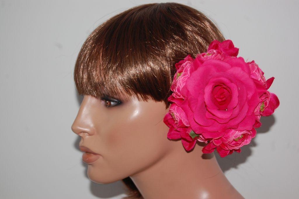 Corsage pink Flora