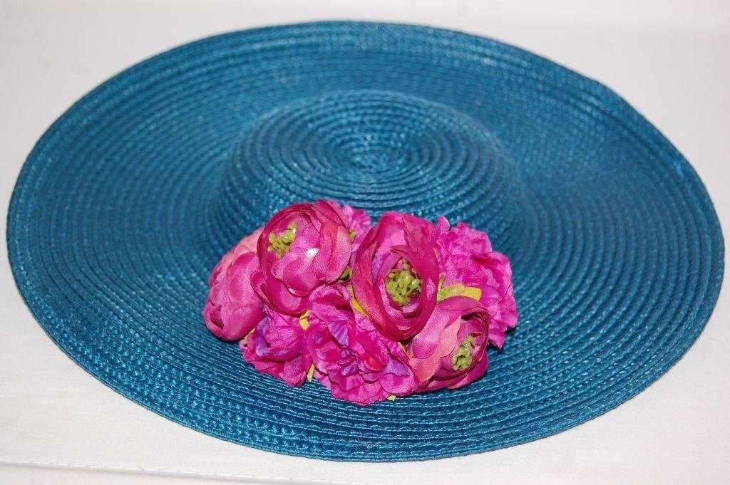 Tocado a elegir base y flores 2