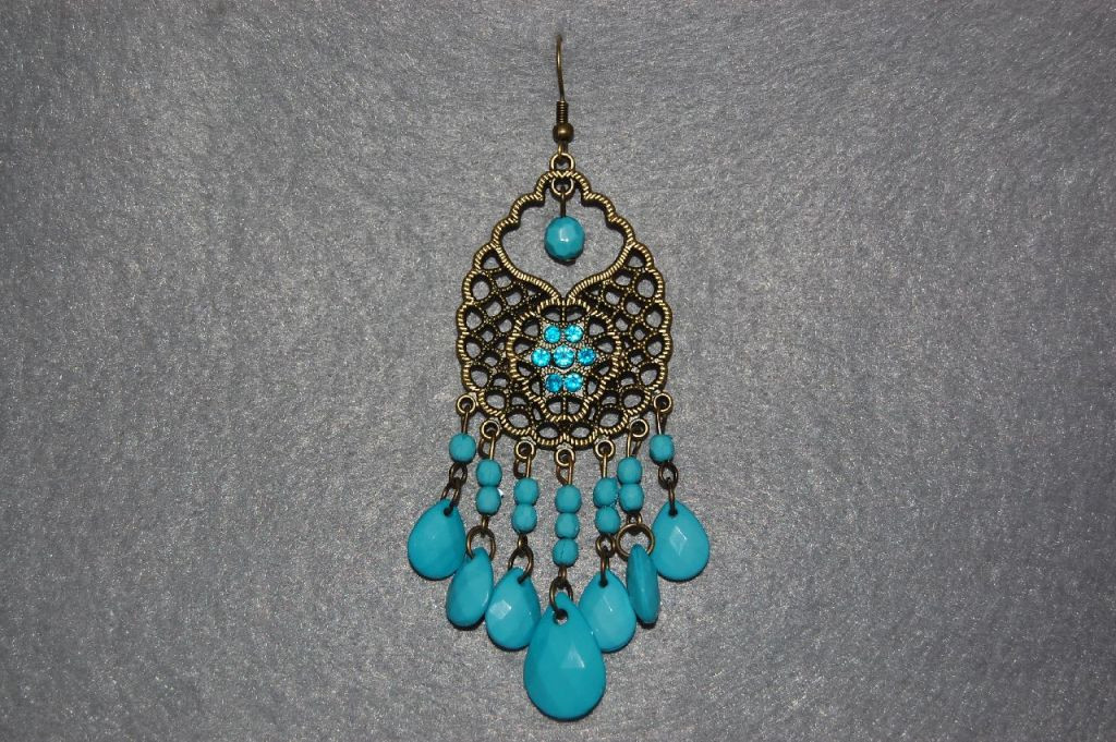 Pending Cathedral turquoise shine