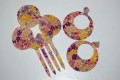 Set Solear yellow and purple