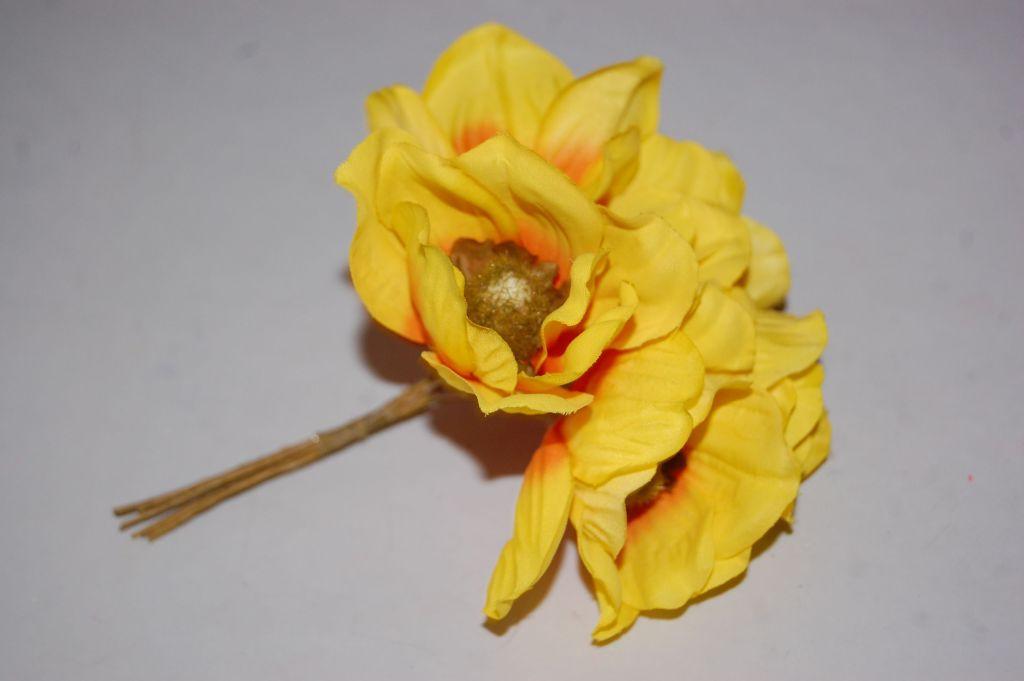 Ramillete primavera amarillo