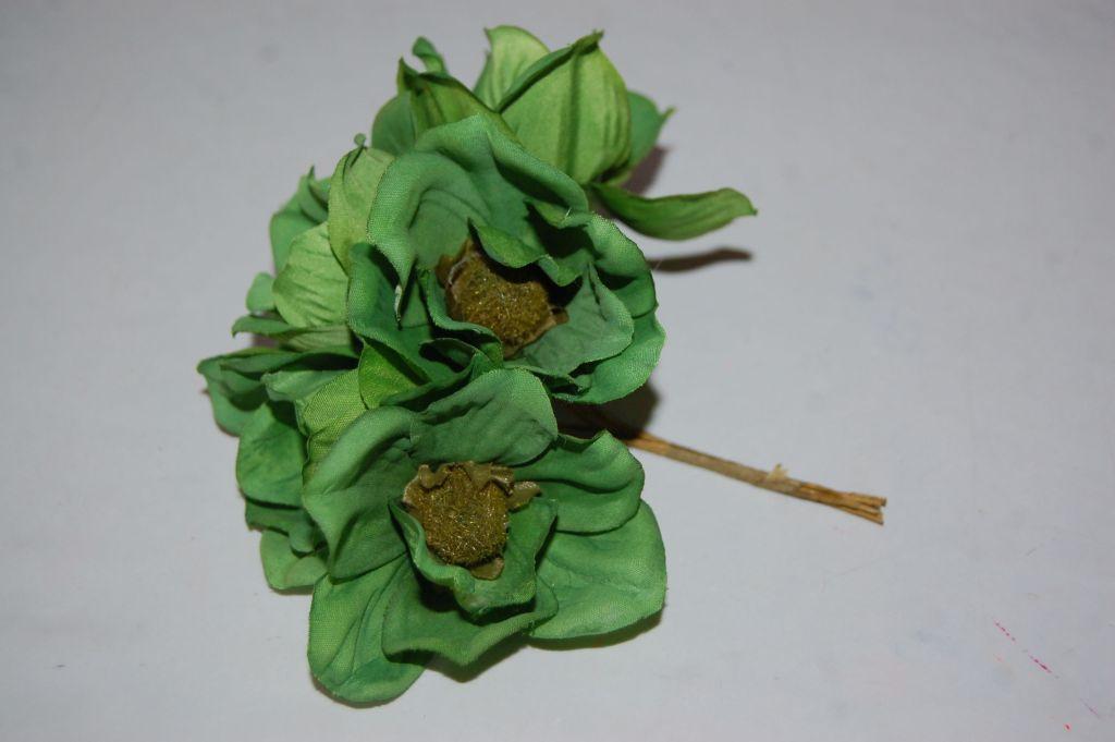 Ramillete primavera verde