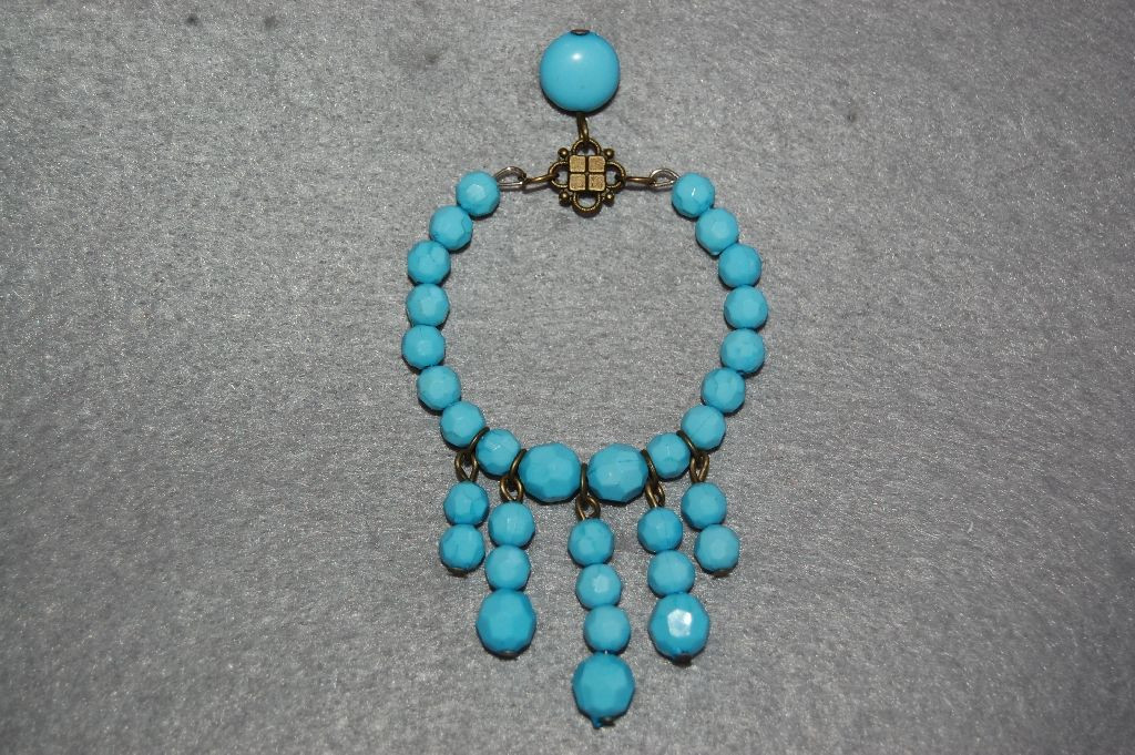 Earrings turquoise earrings