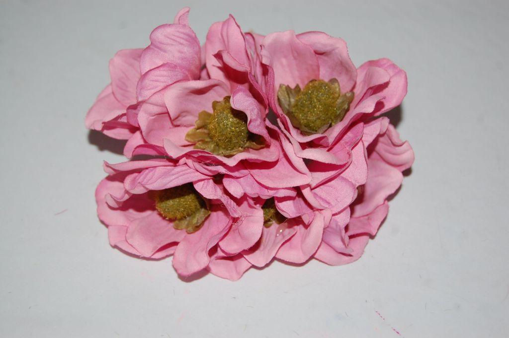 Ramillete primavera rosa lavanda