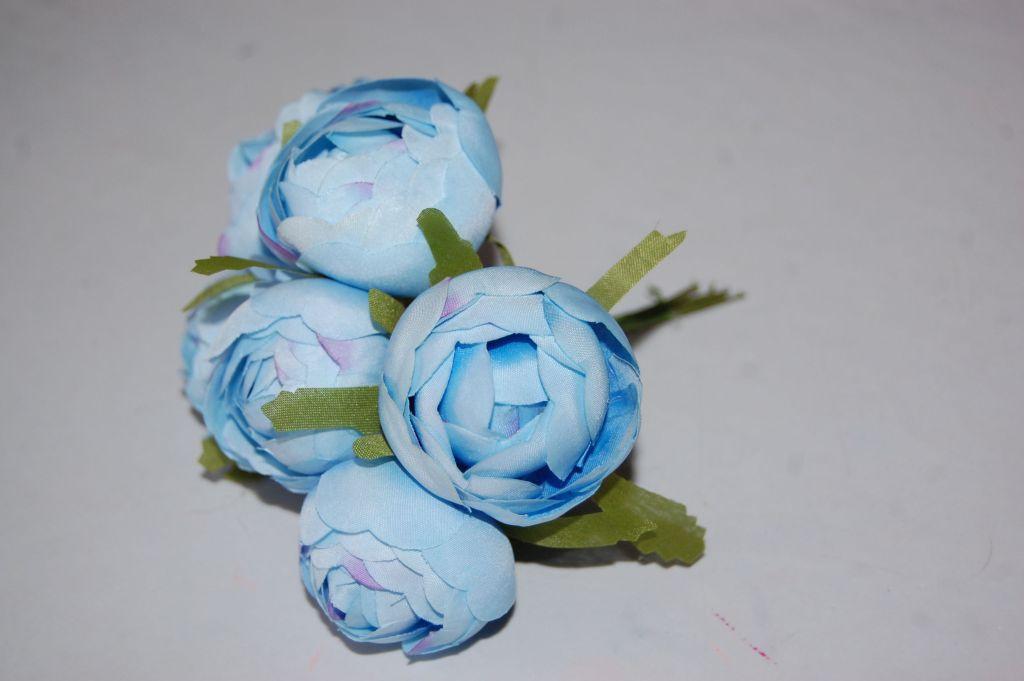 Ramillete feria amores azul