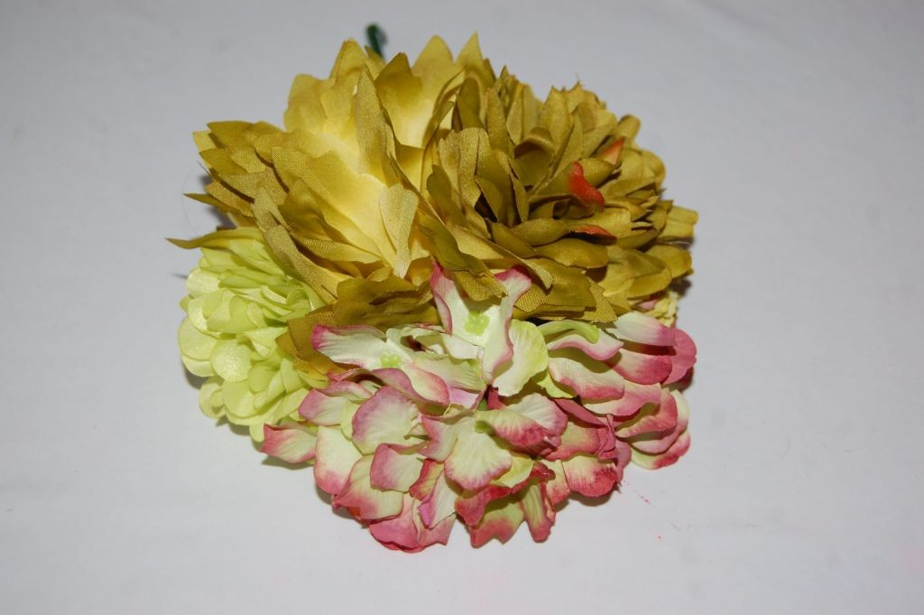 Ramillete feria pistacho