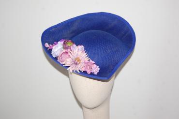 Pamela Alexandra azul y lila