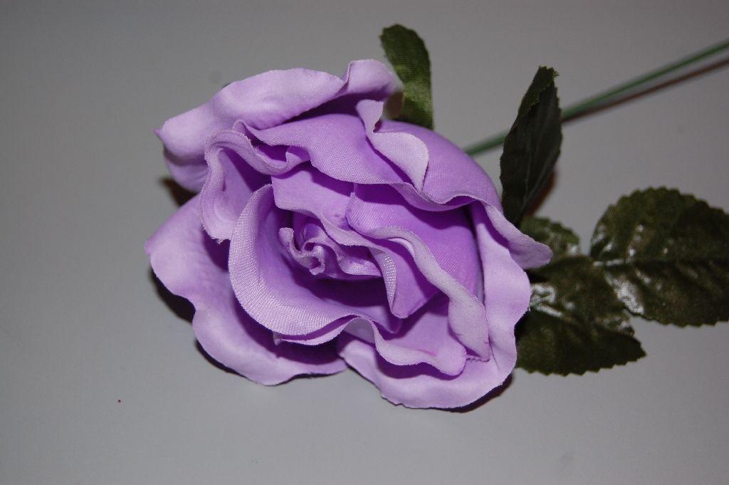 Flor pequeña violeta 1