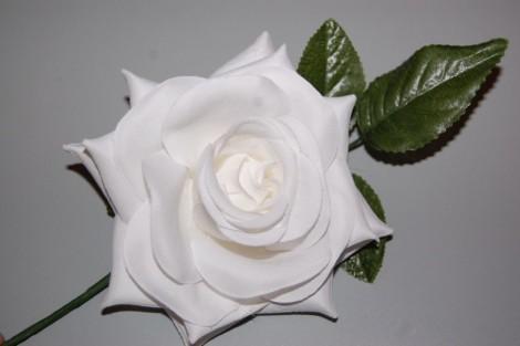 Flor blanca azahar