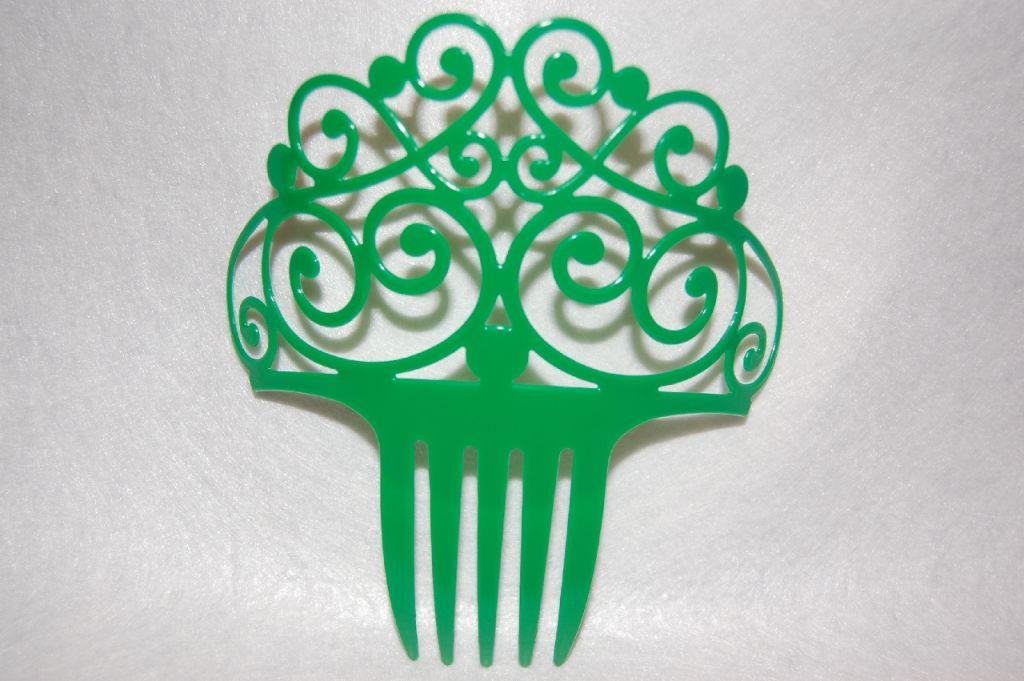 Peina corona verde