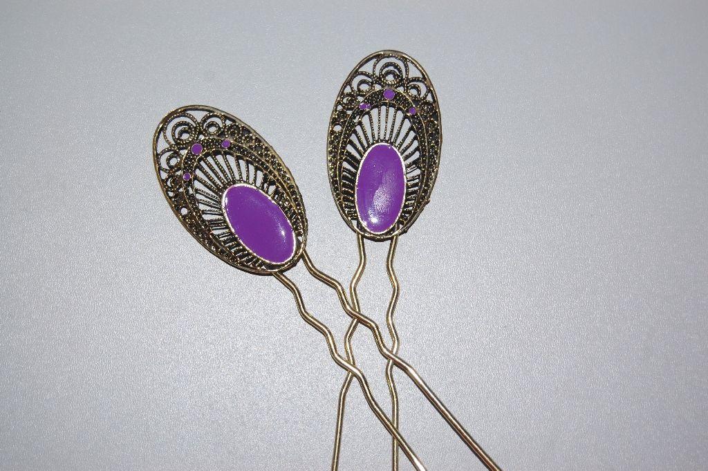 Altogether two peinas purple dew