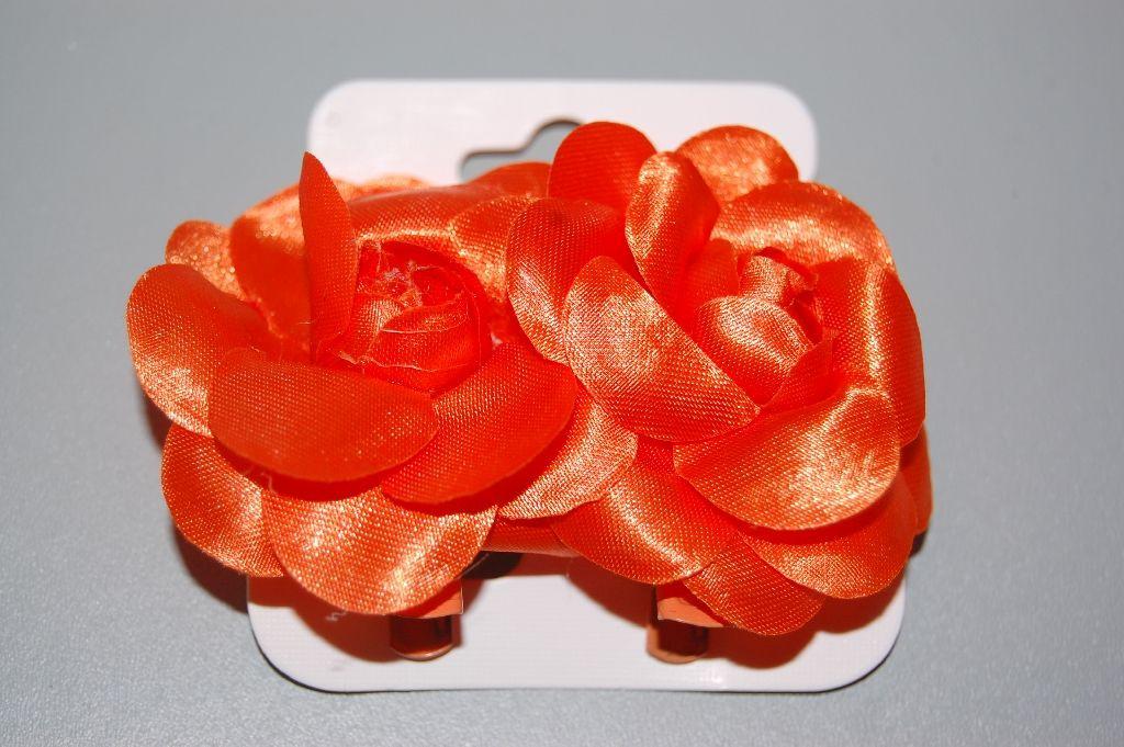 All strippers, orange flower