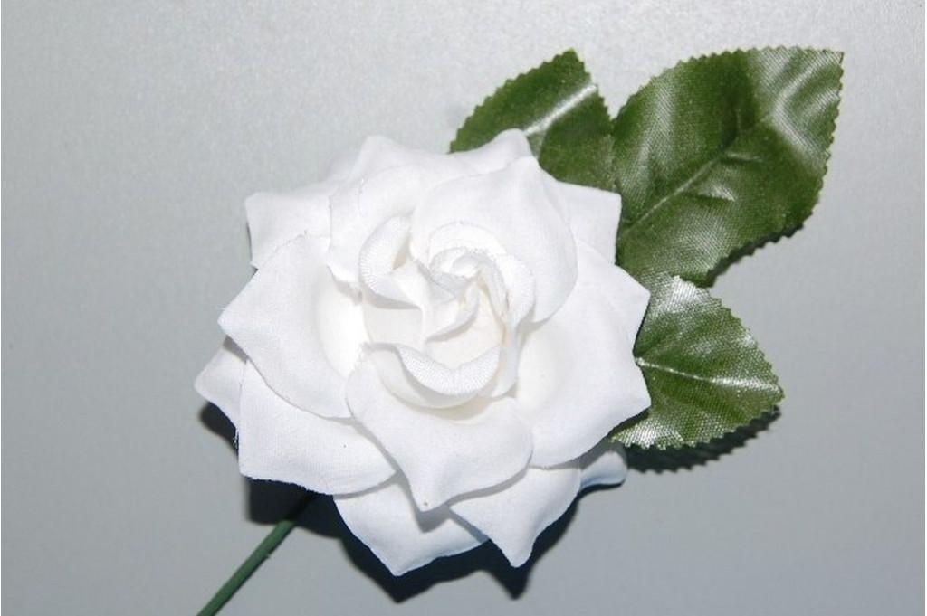 White girl flower