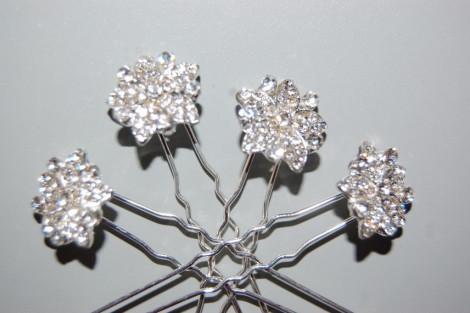 Set of 4 forks Princess