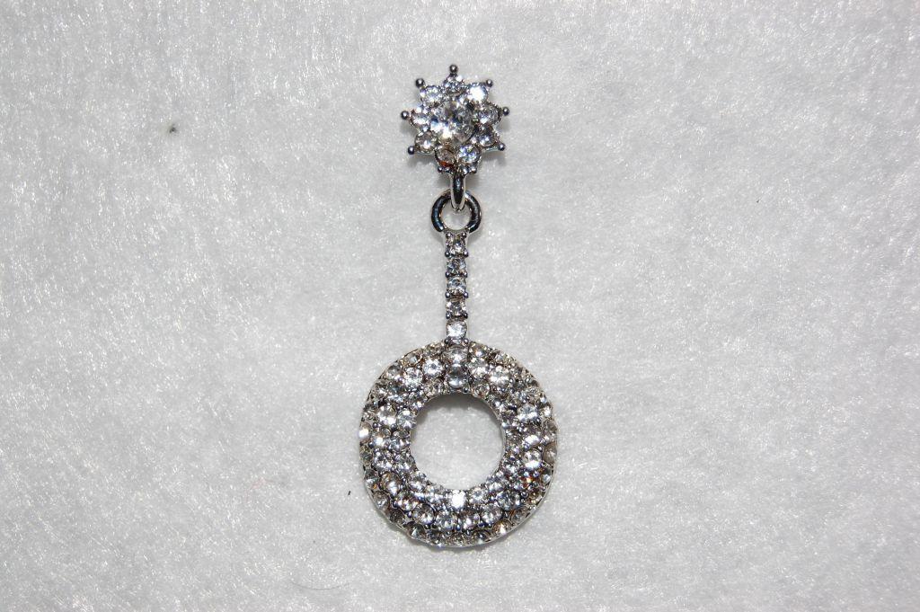 Alicia earrings sparkles