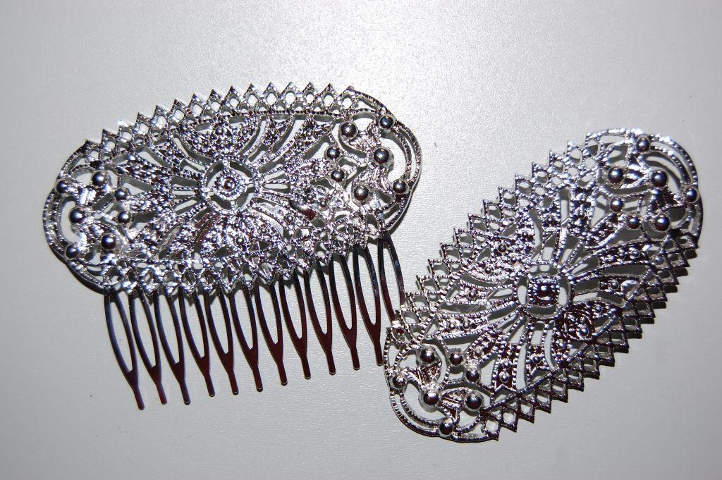 Conjunto plata Alondra