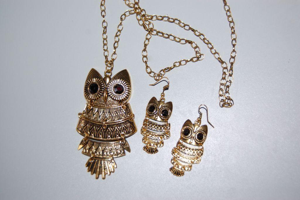 Golden OWL set 1