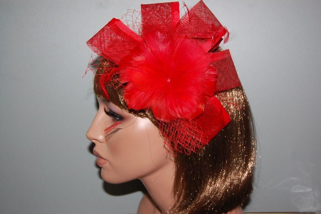 Elsa red headdress