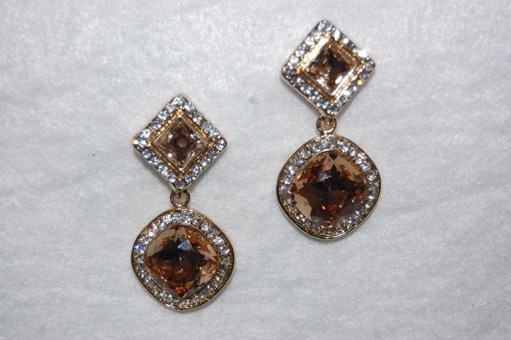 Earrings Golden Odyssey
