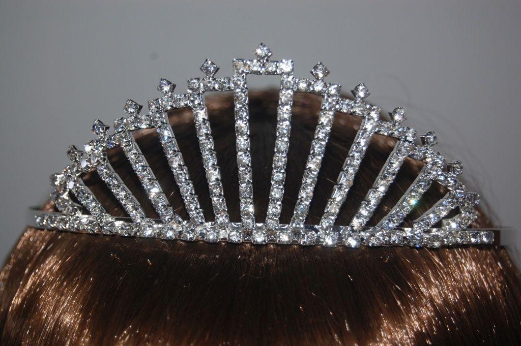 Tiara Nueva Reina brillos